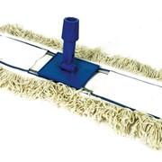 Швабра для влажной уборки 40см фото