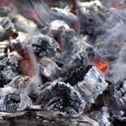 Поставка древесного угля фото