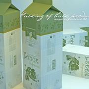 Упаковка для сыпучих продуктов, обеспечивающая удобное хранение. фото