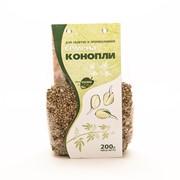 Семенаконопли пищевой 200гр. фото