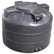 Бак для воды Aquatech ATV-500 (черный) с поплавком фото