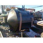 Резервуар горизонтальный РГС-5 5м3 Изготовление резервуаров фото