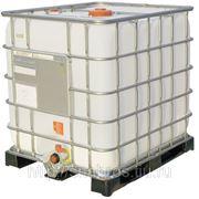 Ёмкости кубические 1000 литров на пластиковом поддоне фото
