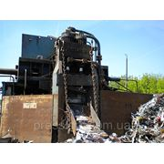 Пресс-ножницы для лома металлов б/у ZDAS CNS 800 D11 фото