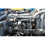 DAF XF95 двигатель фото