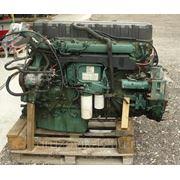 VOLVO FH12 D12D двигатель фото