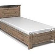 Односпальная кровать ПМ: СБК Кровать Денвер 90х200 фото
