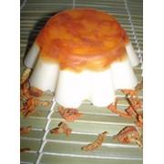 Мыло ручной работы «Апельсиновое суфле» фото