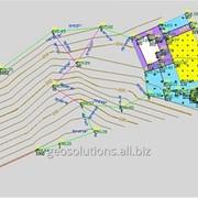 Створення цифрових карт та баз геопросторових даних для підтримки процесів просторово розподілених об'єктів управління фото