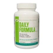 Комплекс минералов и мультивитаминов, Daily Formula, 100 таблеток фото
