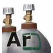 Аргон газообразный (99,98%), ГОСТ 10157-79 фото