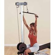 Профессиональный тренажер Body Solid Боди Солид GLRA81 Опция для выполнения тяг. фото