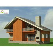 Готовые дома, проект 2 фото