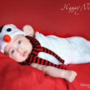 Фотосессия новорожденных фото