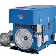 Двигатель Hatz многоцилиндровый 3L43C фото