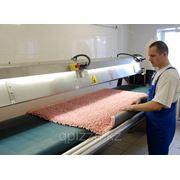 Чистка ковров со сбором и доставкой фото