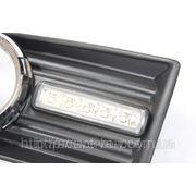 Штатные дневные ходовые огни DRL Volkswagen Golf 5 (2004-2008) фото