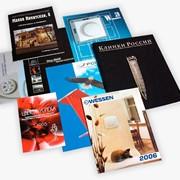 Печать цифровая: каталоги, брошюры фото