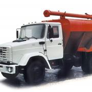 Машины для перевозки сухих кормов фото