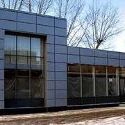 Проектирование быстровозводимого здания фото