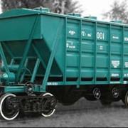 Подборка вагонов для подачи на грузовые фронты - цементовозы фото