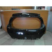 Крышка багажника на Peugeot 308 фото