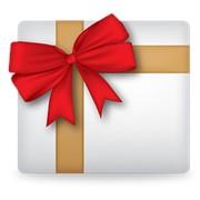 Подарочный сертификат фото