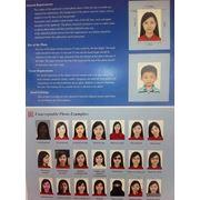 Виза в Китай фотография