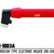 Электрододержатель американского типа H-1003A фото
