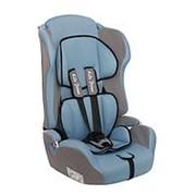 KIDS PRIME Автокресло детское Kids Prime LB513 Limited Edition 8 LE серый-бирюзовый фото
