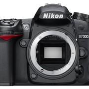 Цифрова фотокамера дзеркальна Nikon D7000 Body фото