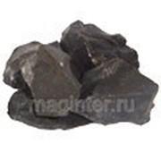 Кремень кремний черный, темно-серый, фракция 5-20 мм, от 20 кг фото