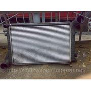 Радиатор интеркулера для Volkswagen Touran (ФольксВаген Туран) фото