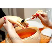Парафинотерапия: локотки, ручки, ножки фото