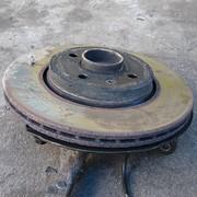 Тормозные диски передние renault kangoo 4x4 фото