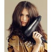 Укладка волос феном фото
