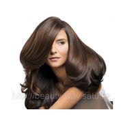 Глазирование волос+стрижка+укладка со скидкой 50%!!! фото