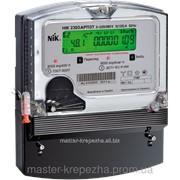 Счётчик электрической энергии НІК 2303 АРП1Т М фото