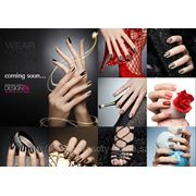 Dashing Diva FX Стикеры для ногтей фото