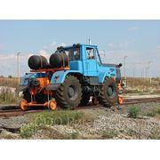Путевая машина УПМ-1 фото