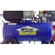 Werk BM 24 поршневой компрессор (200 л/мин., ресивер 24 л) фото