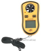 Анемометр Измеритель скорости ветра Термометр фото