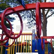 Строительство и оборудование уличных спортивных площадок фото