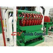 Нефтяные оборудование по очистке буровых растворов,и по контролю твердой фазы фото