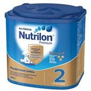Сухая молочная смесь (2) NUTRILON с 6 месяцев, 400г фото