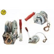 Лебедка механическая, 1600LB, ZYP фото