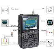 Прибор измерения и настройки спутникового сигнала DVB-S SatLink WS-6906 фото