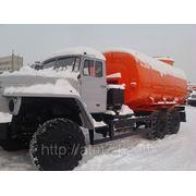 Автотопливозаправщик АТЗ-17 на шасси Урал 4320 ЕВРО-4 без сп.м. фото