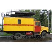 РЖМ – 52, аварийно – ремонтная машина для ЖКХ фото