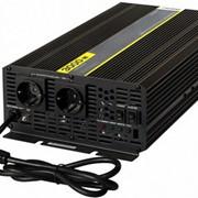 Инвертор, ИБП Pitatel KV-MU3000.12 (12В, 220В, модифицированный синус, ИБП, 3000Вт фото